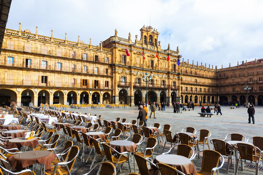 Salamanca Spanje