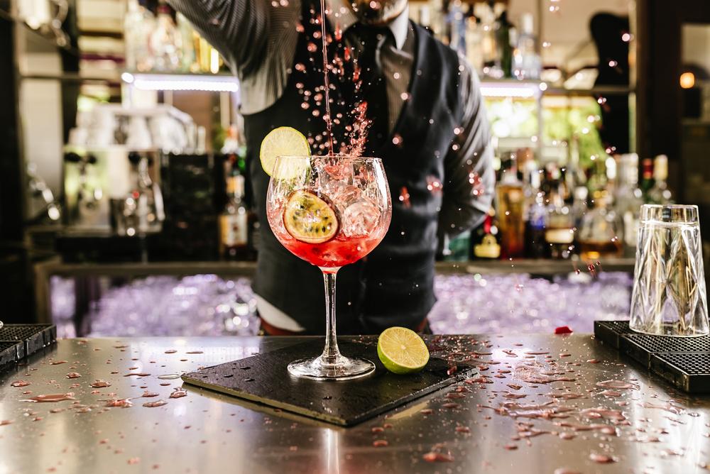 Cocktail Spanje