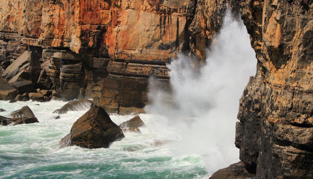 Portugal Cascais Boca do Inferno
