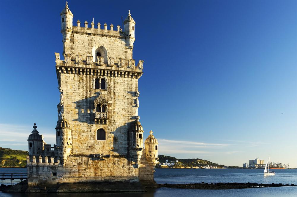 Portugal Lissabon Torre de Belém
