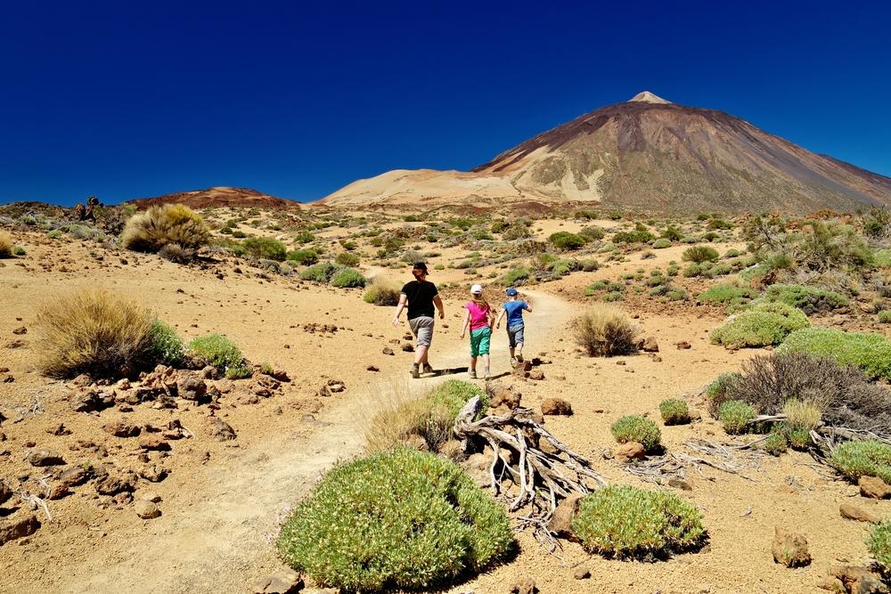 Wandelen Spanje Tenerife