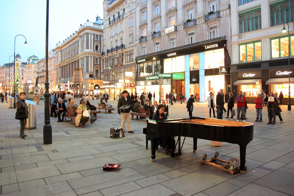 Oostenrijk Wenen Klassieke Muziek