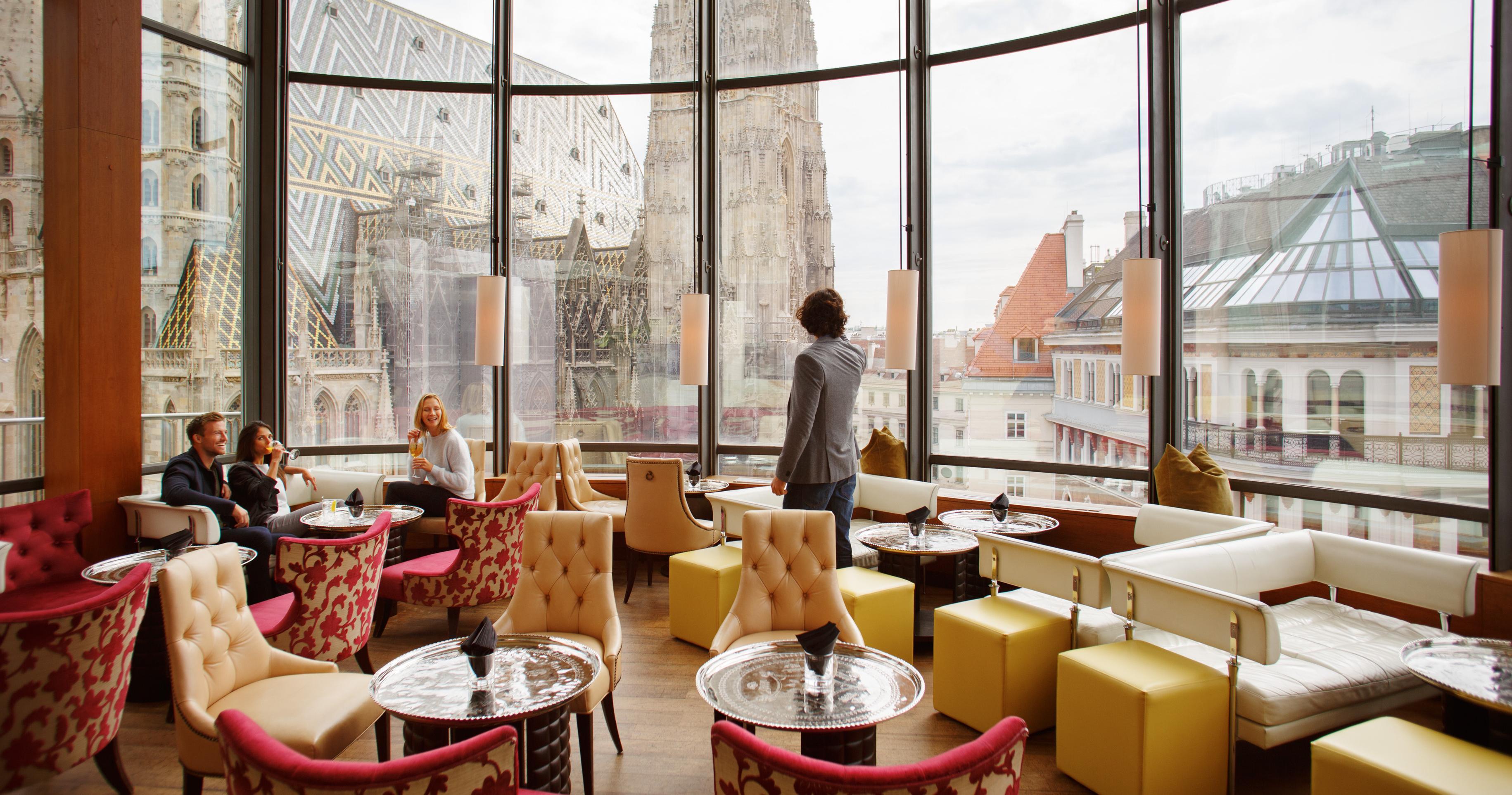 Oostenrijk Wenen Onyx Bar