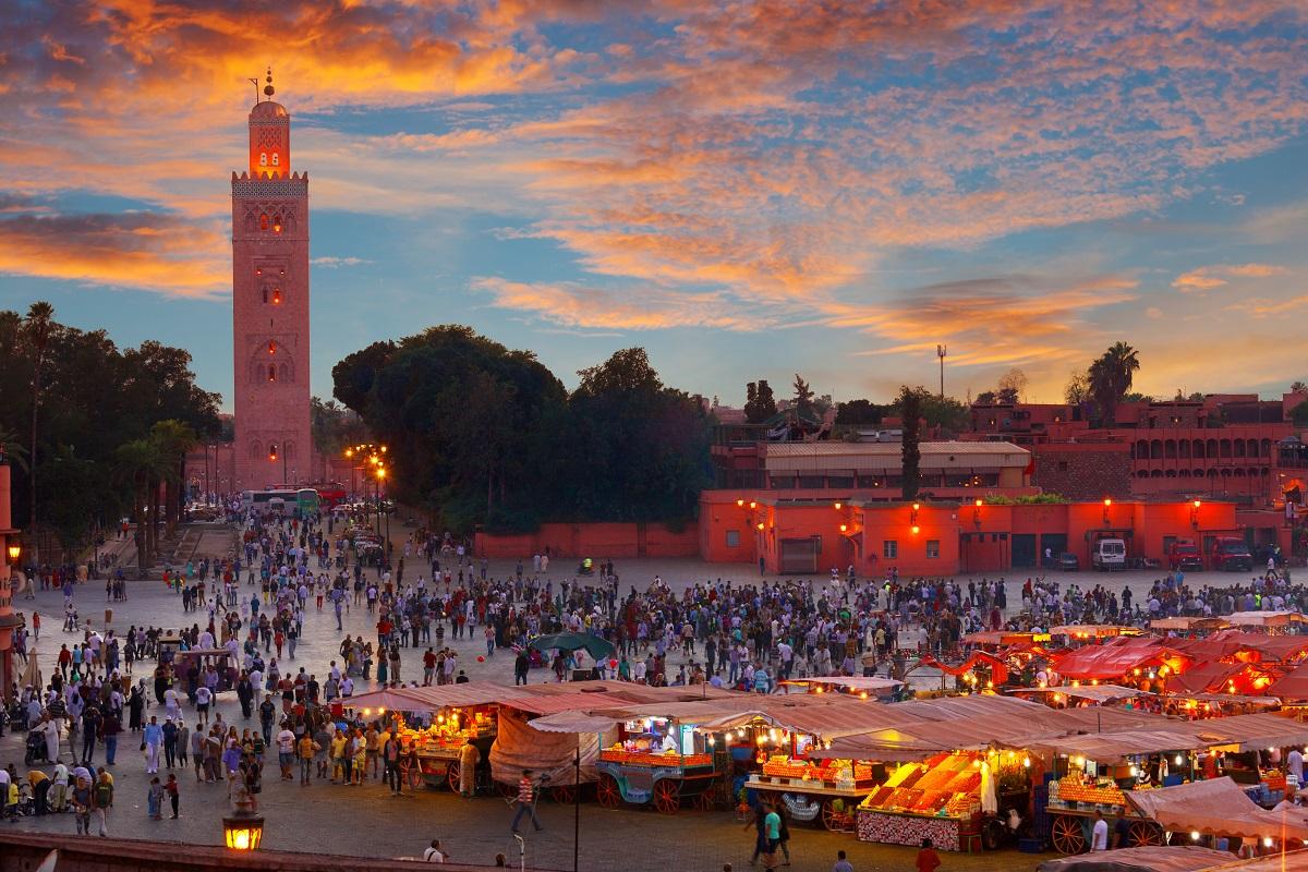 Stedentrip Marrakech, stedentrip herfstvakantie, midweek herfstvakantie, weekendje weg herfstvakantie
