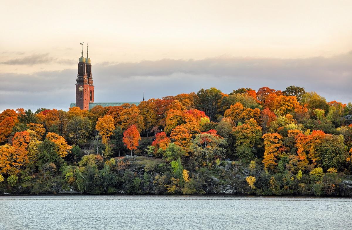 Stedentrip Stockholm, stedentrip herfstvakantie, midweek herfstvakantie, weekendje weg herfstvakantie