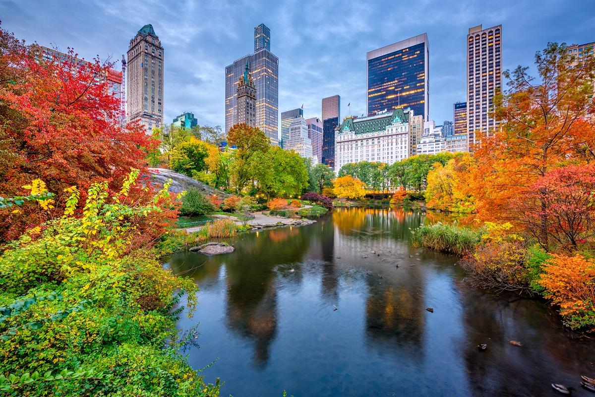 Stedentrip New York, stedentrip herfstvakantie, midweek herfstvakantie, weekendje weg herfstvakantie