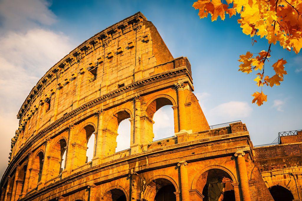 Stedentrip Rome, herfstvakantie, midweek herfstvakantie, weekendje weg herfstvakantie
