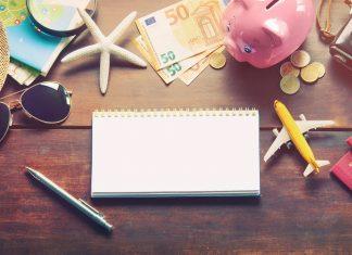 sparen voor een vakantie