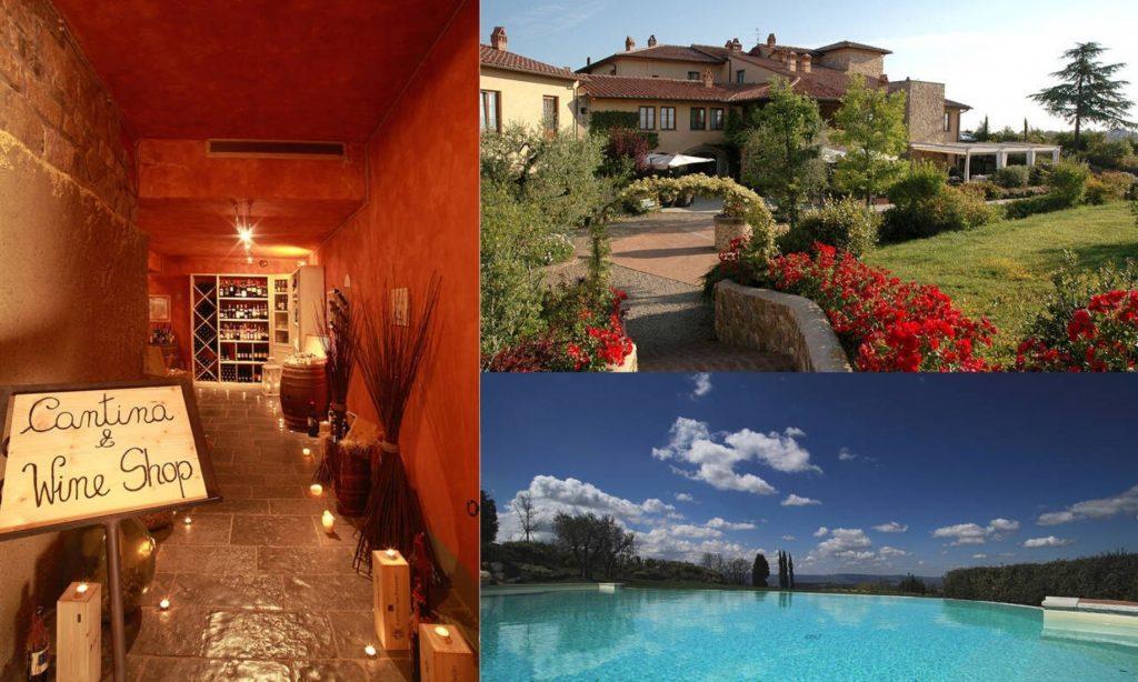 Borgo in Italië