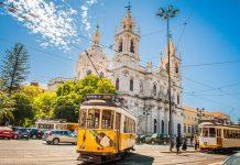 Lissabon tram 28