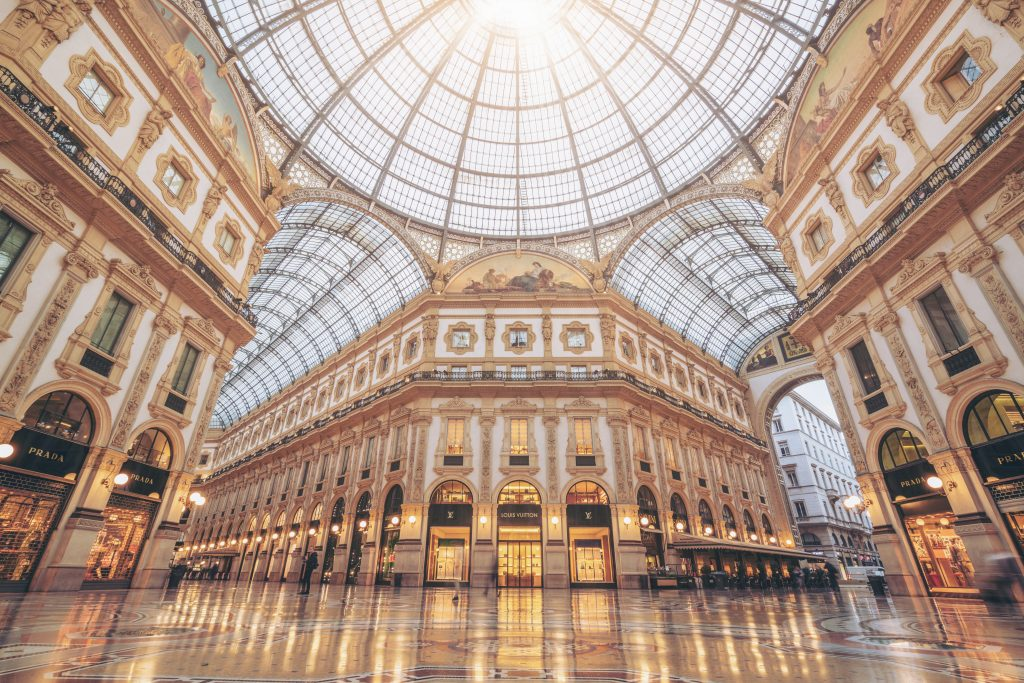 Gouden Vierhoek   Leukste Wijken van Milaan