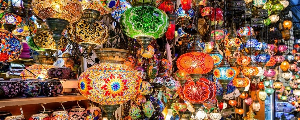 Istanbul grote bazaar