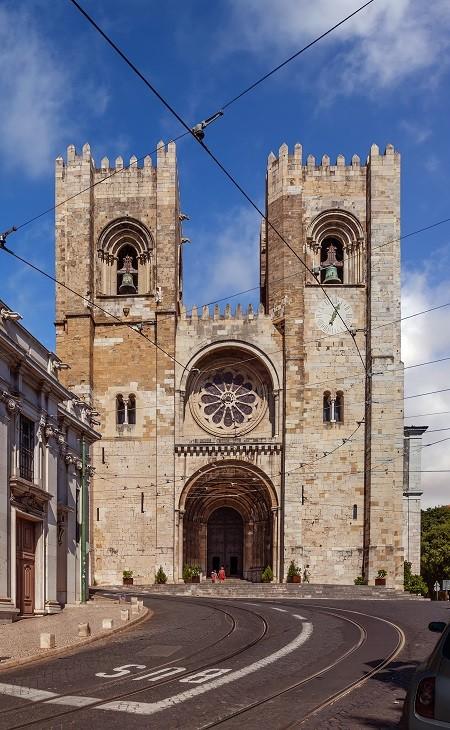 Lissabon Sé Kathedraal