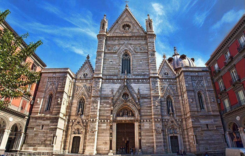 Kathedraal | Geschiedenis van Napels