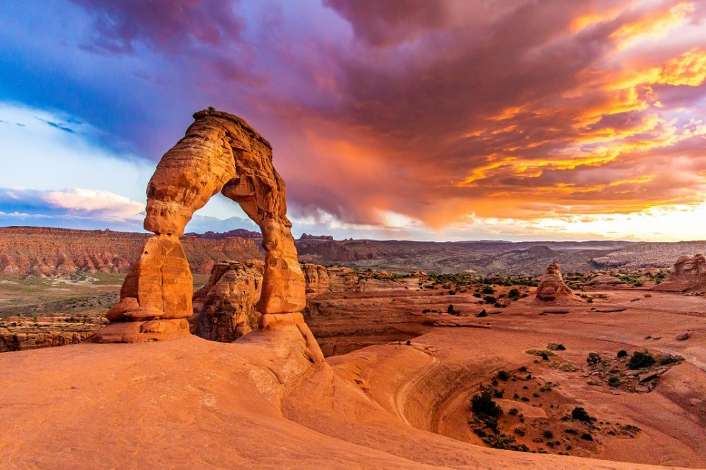 National Parks West-Amerika | Arches